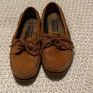 Sperry's Brown